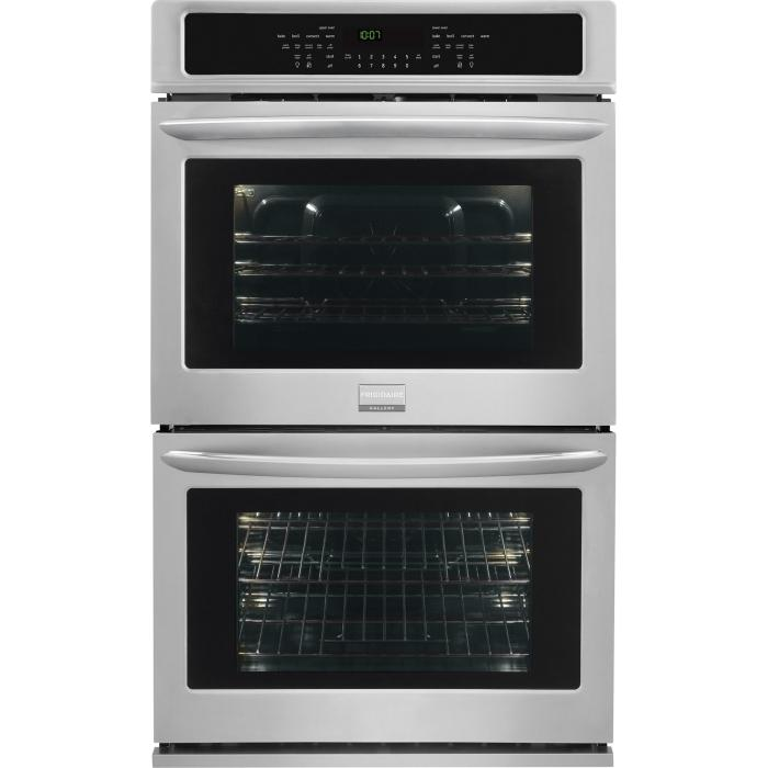 "Frigidaire Frigidaire Gallery Ovens 27"" Built-In Double Electric Wall Oven - Item Number: FGET2765PF"