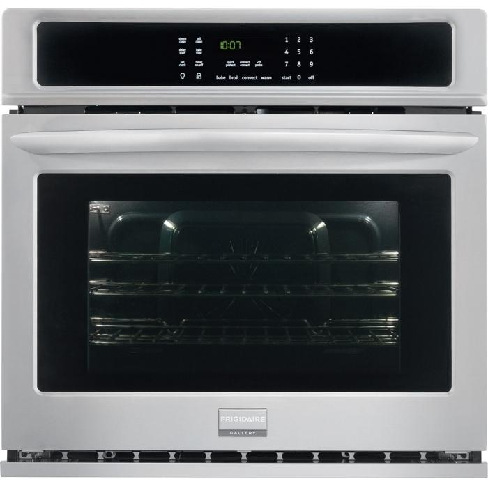 Frigidaire Frigidaire Gallery Ovens Gallery 30'' Single Electric Wall Oven - Item Number: FGEW3065PF