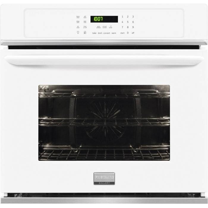Frigidaire Frigidaire Gallery Ovens Gallery 30'' Single Electric Wall Oven - Item Number: FGEW3065PW