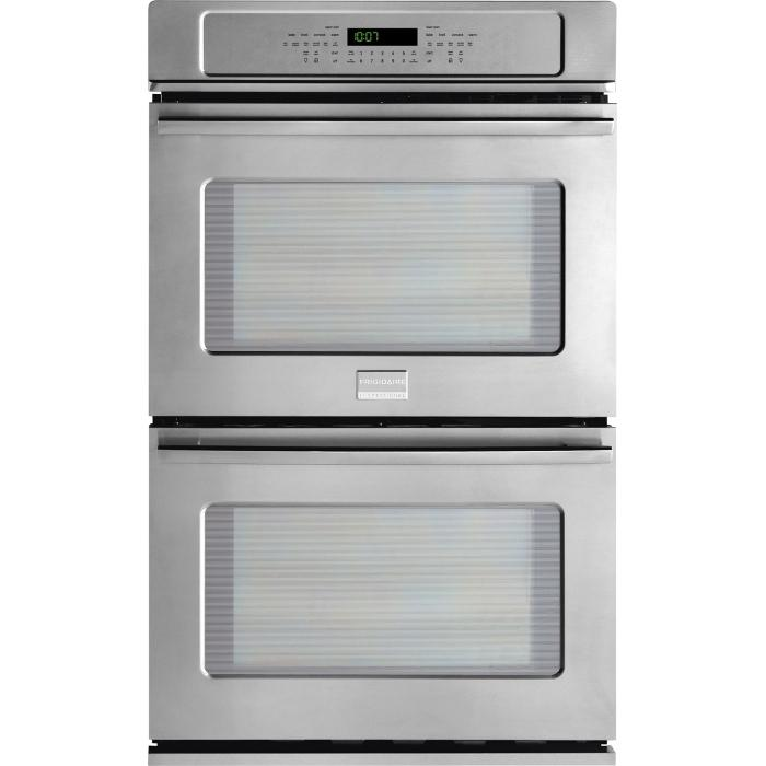 Frigidaire Professional Collection - Ovens Professional 27'' Double Electric Wall Oven - Item Number: FPET2785PF