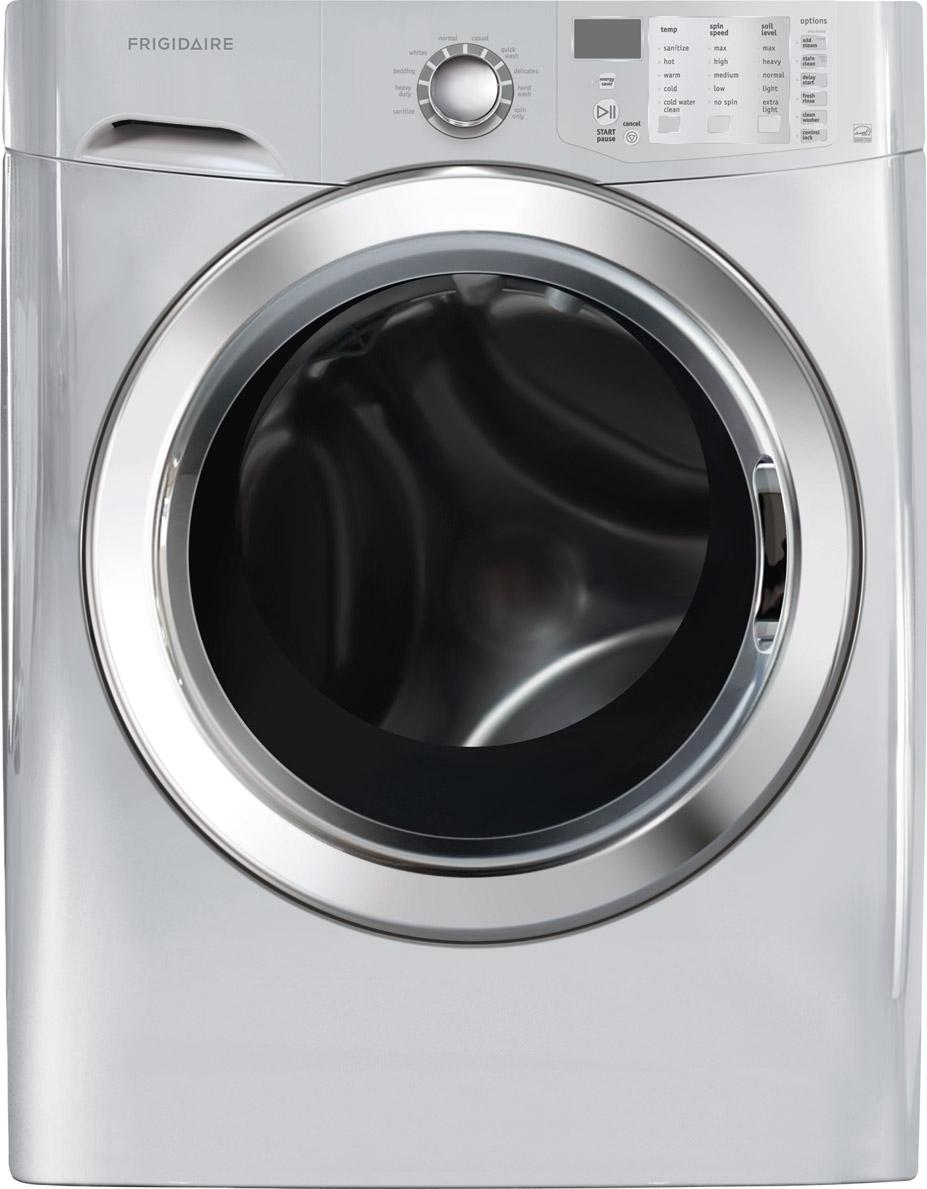 Frigidaire Washers 3.9 Cu. Ft. Front Load Washer - Item Number: FFFS5115PA