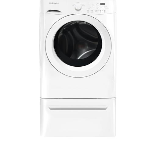 Frigidaire Washers 3.9 Cu.Ft Front Load Washer - Item Number: FFFW5000QW