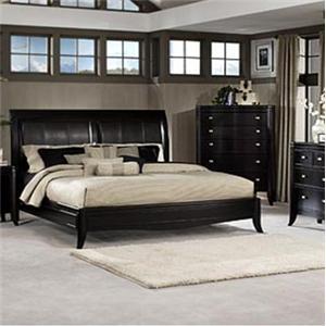 Furniture Brands, Inc. B3027 King Platform Bed