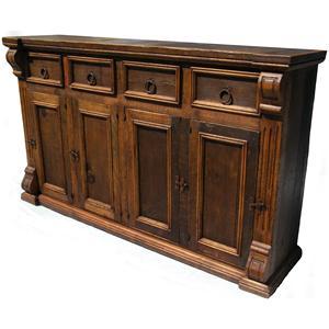 Furniture Source International Logan Buffet