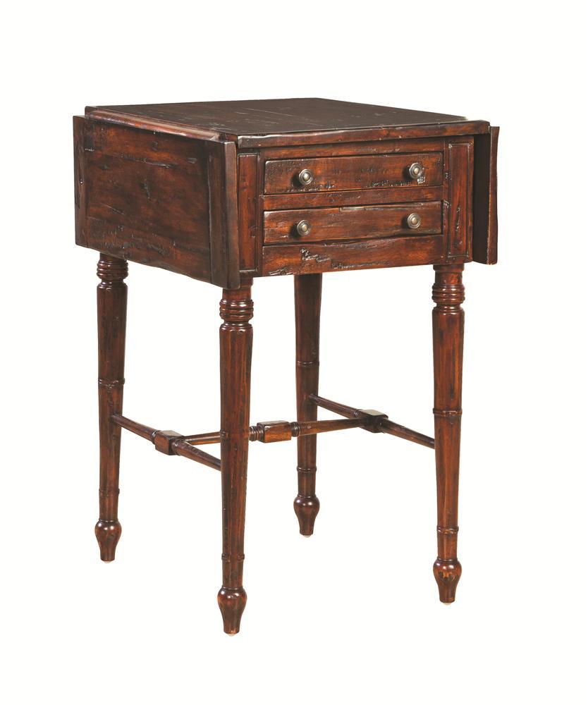 Furniture Classics Accents Genoa Drop Leaf Table - Item Number: 78038QC