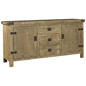 Furniture Classics Accents Graystone Top Buffet