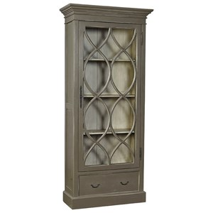 Furniture Classics Accents Giza Tall Cabinet