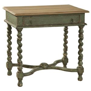 Furniture Classics Accents Barley Twist Side Table