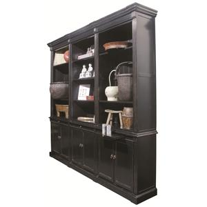 Furniture Classics Accents Grand Bookcase