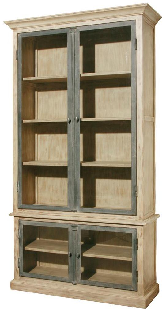 Furniture Classics Accents Curio Cabinet - Item Number: 70118