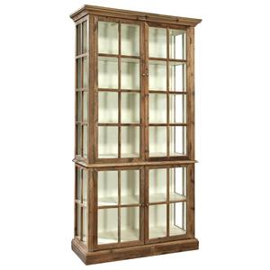 Furniture Barn Accents Accents Fillmore Display Cabinet
