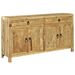 Furniture Classics Accents Old Elm Sideboard