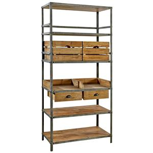 Furniture Classics Accents Breeland Bookcase