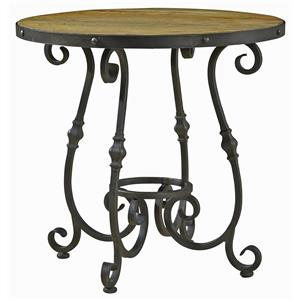 Furniture Classics Accents Eclipse Round Table