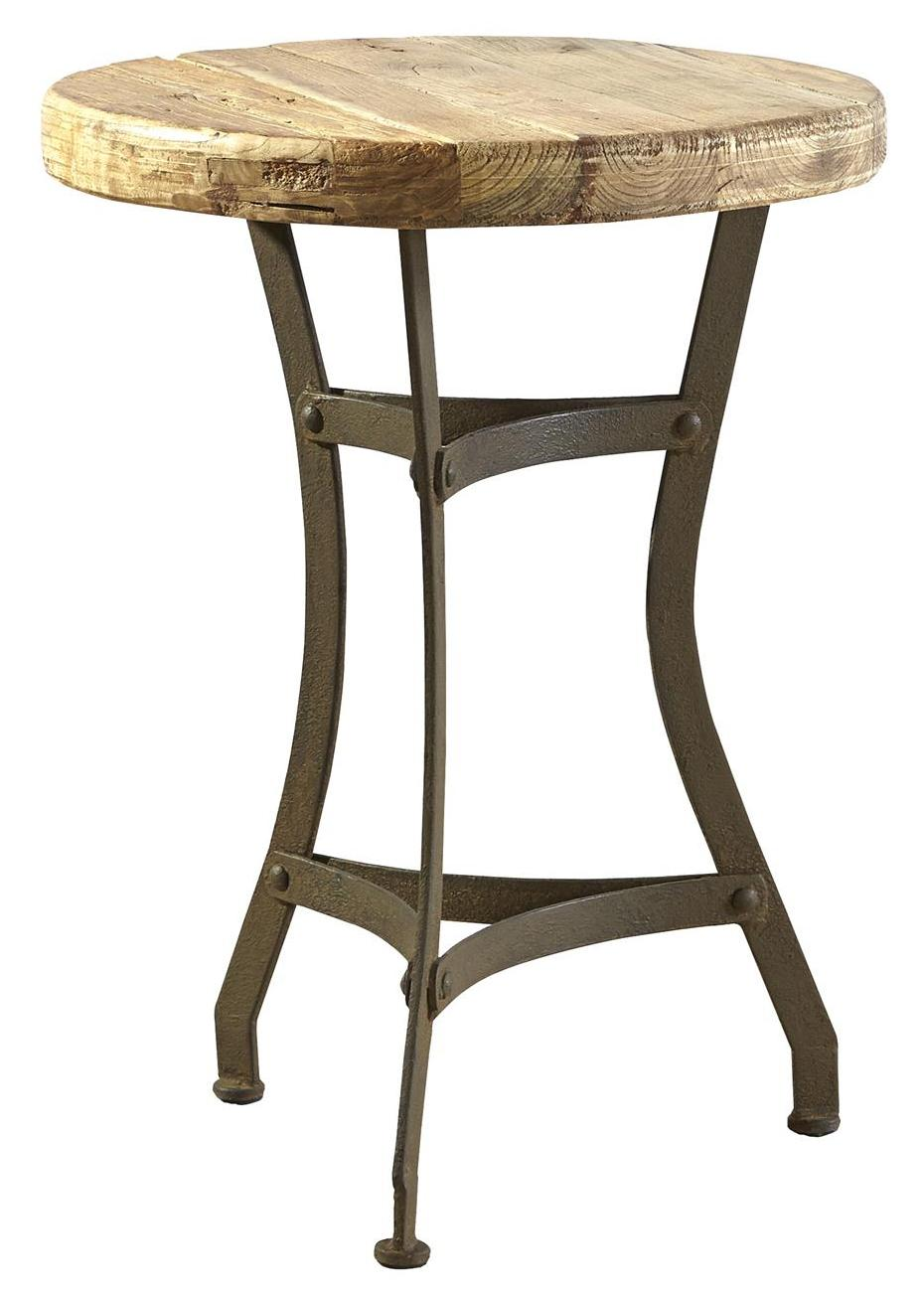 Furniture Classics Accents Recycled Tripod Table - Item Number: 72161WA