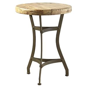 Furniture Classics Accents Recycled Tripod Table