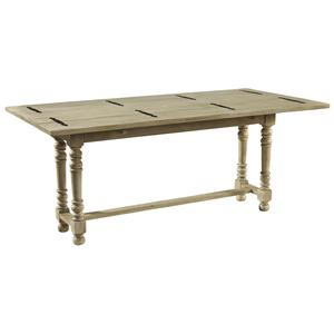 Furniture Classics Accents Book Leaf Dining Table
