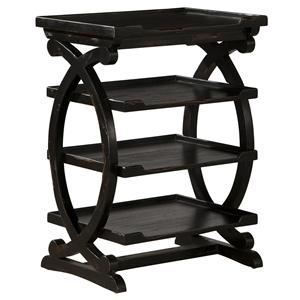 Furniture Classics Accents Four Tiered Table