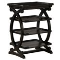Furniture Classics Accents Four Tiered Table - Item Number: 78114QU