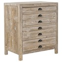 Furniture Classics Accents Small Apothecary Chest - Item Number: 84224