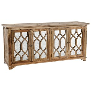 Furniture Classics Accents Mirrored Sideboard