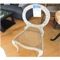 Furniture Classics Clearance Carved Accent Chair - Item Number: 328026101