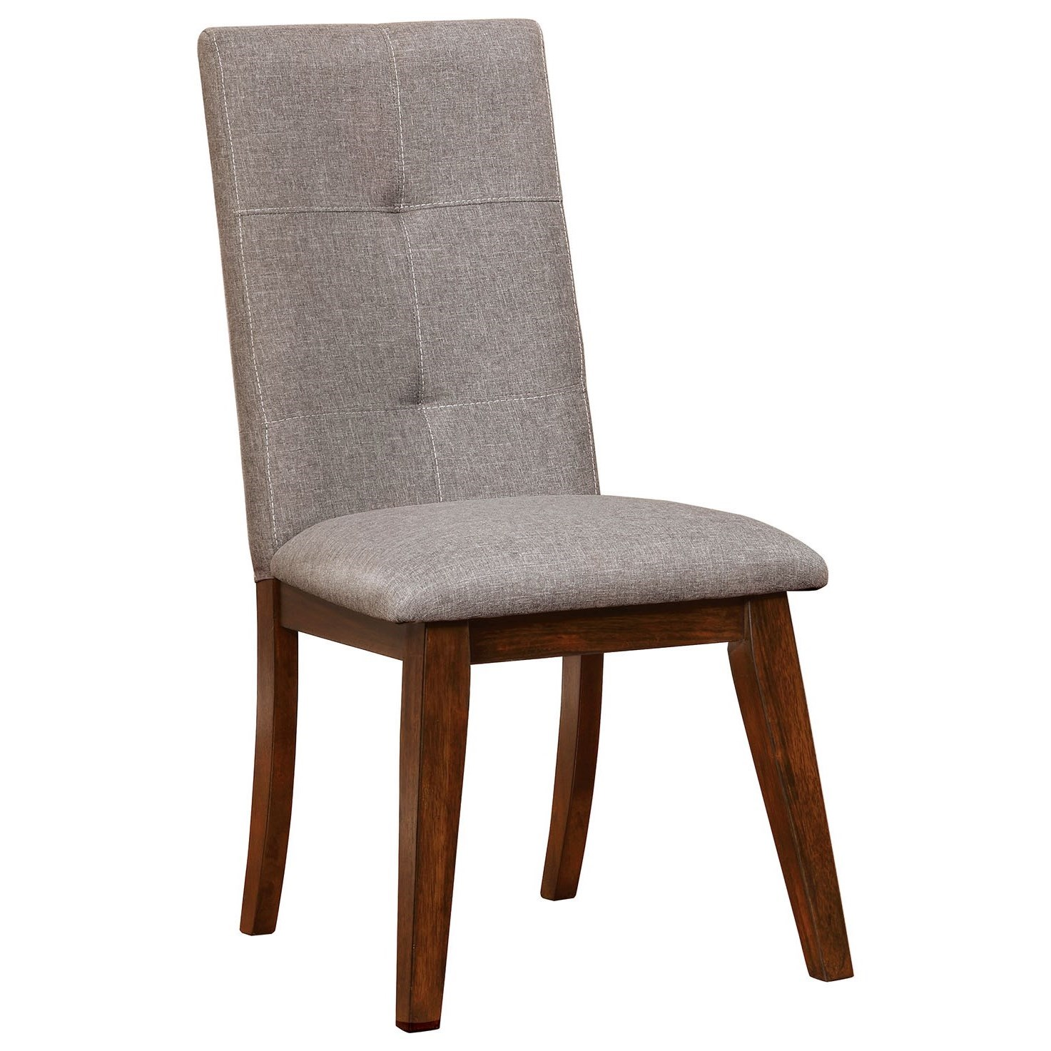 Furniture of America Abelone Side Chair (2/CTN) - Item Number: CM3354SC-2PK