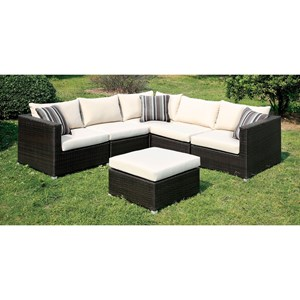 Patio Sectional,