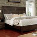 FUSA Agapetos California King Bed - Item Number: CM7581CK-BED