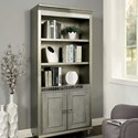 FUSA Aine Bookshelf - Item Number: CM-DK908S