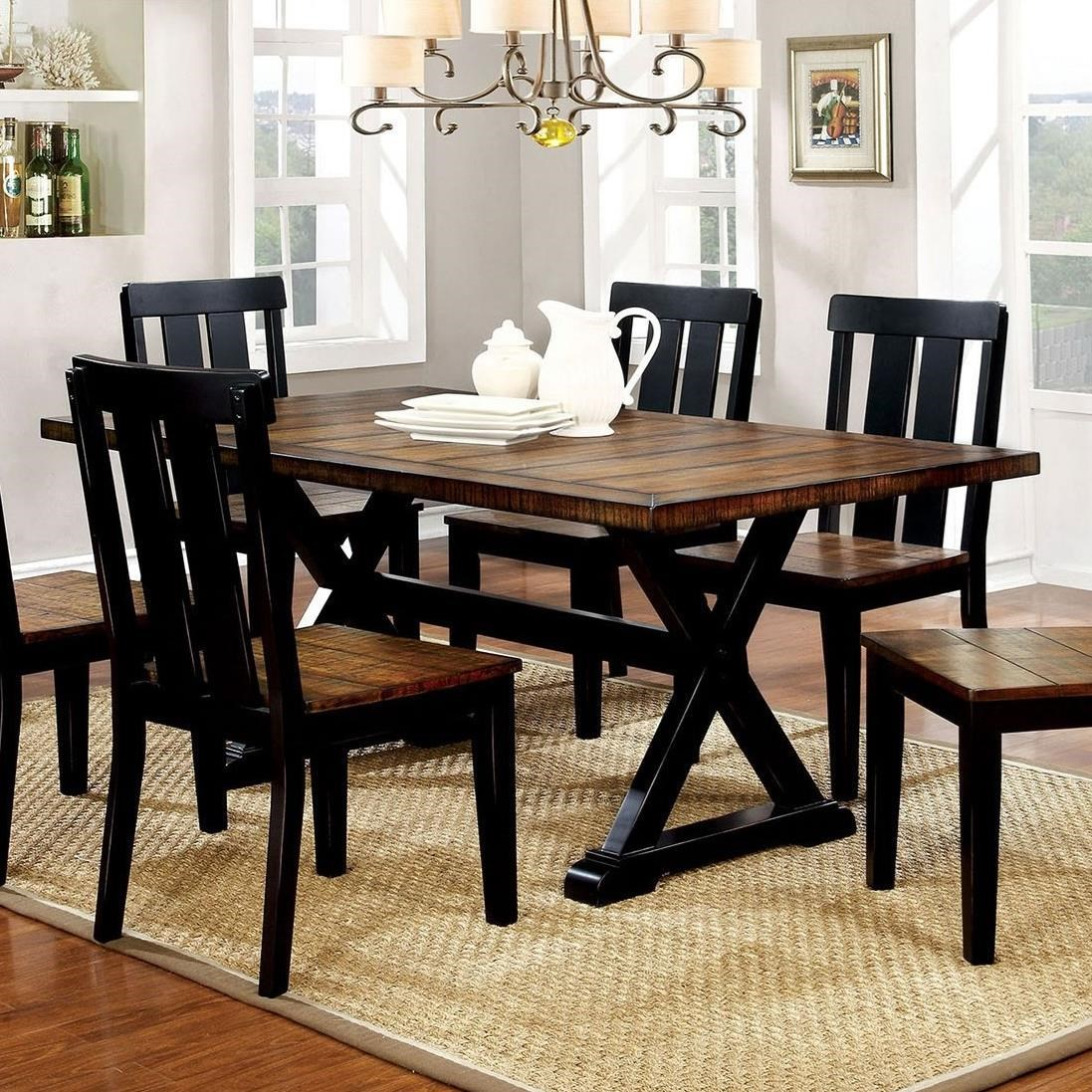 Alana Dining Table at Household Furniture