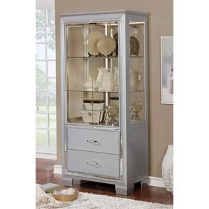 "36"" Curio Cabinet"