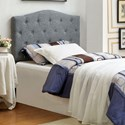 FUSA Alipaz Queen Headboard - Item Number: CM7989GY-HB-FQ