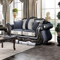 Furniture of America Amadeo Love Seat - Item Number: SM6403-LV