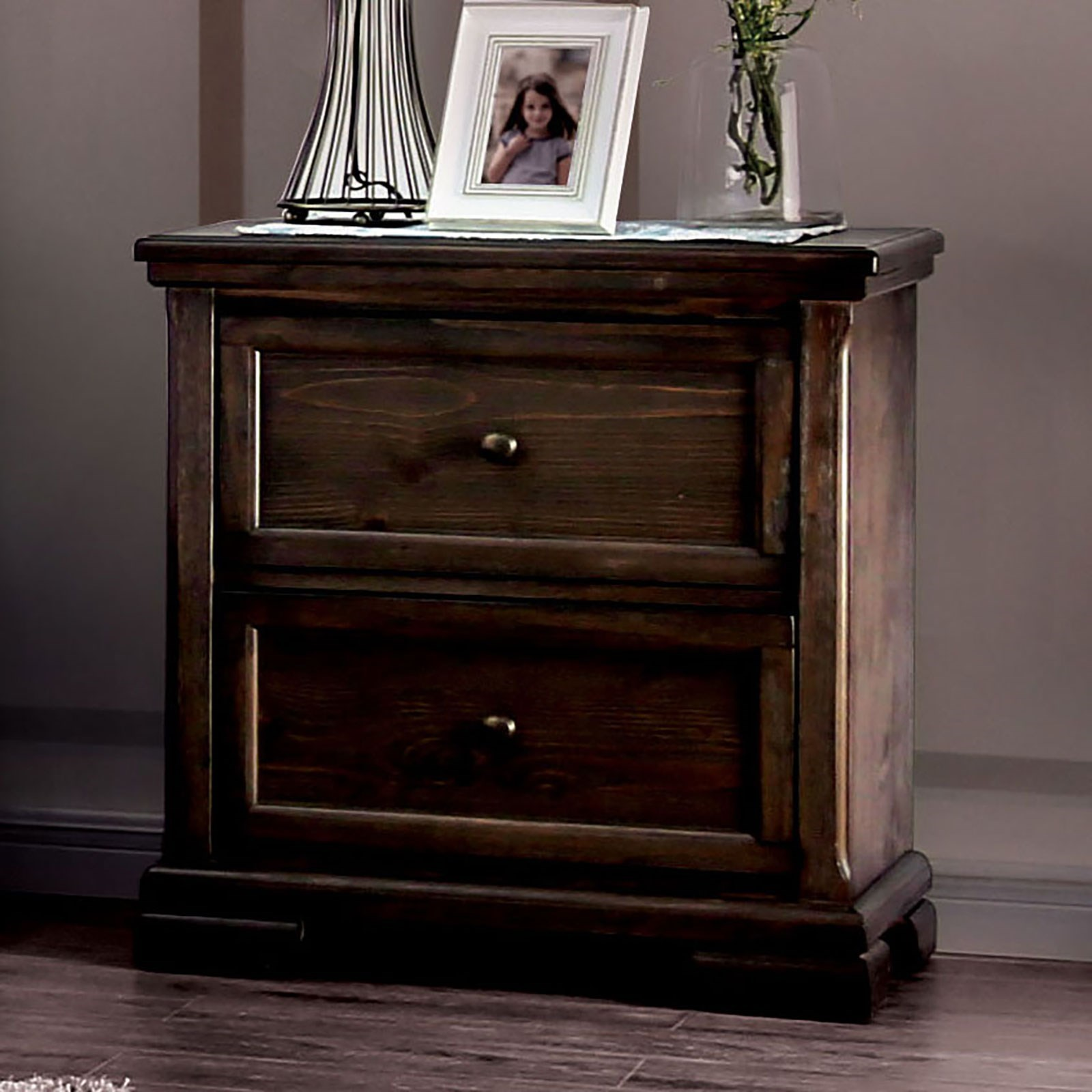 Amadora Nightstand at Household Furniture