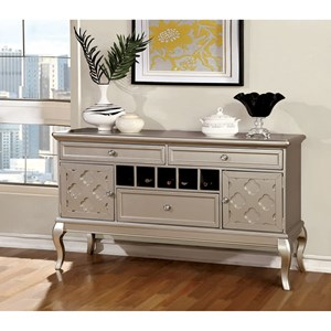 Furniture of America Amina Server