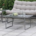 FUSA Amya Outdoor Coffee Table - Item Number: CM-OC2134-C