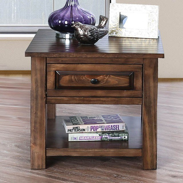 Annabel End Table at Household Furniture