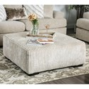 FUSA Anthea Ottoman - Item Number: SM5140-OT