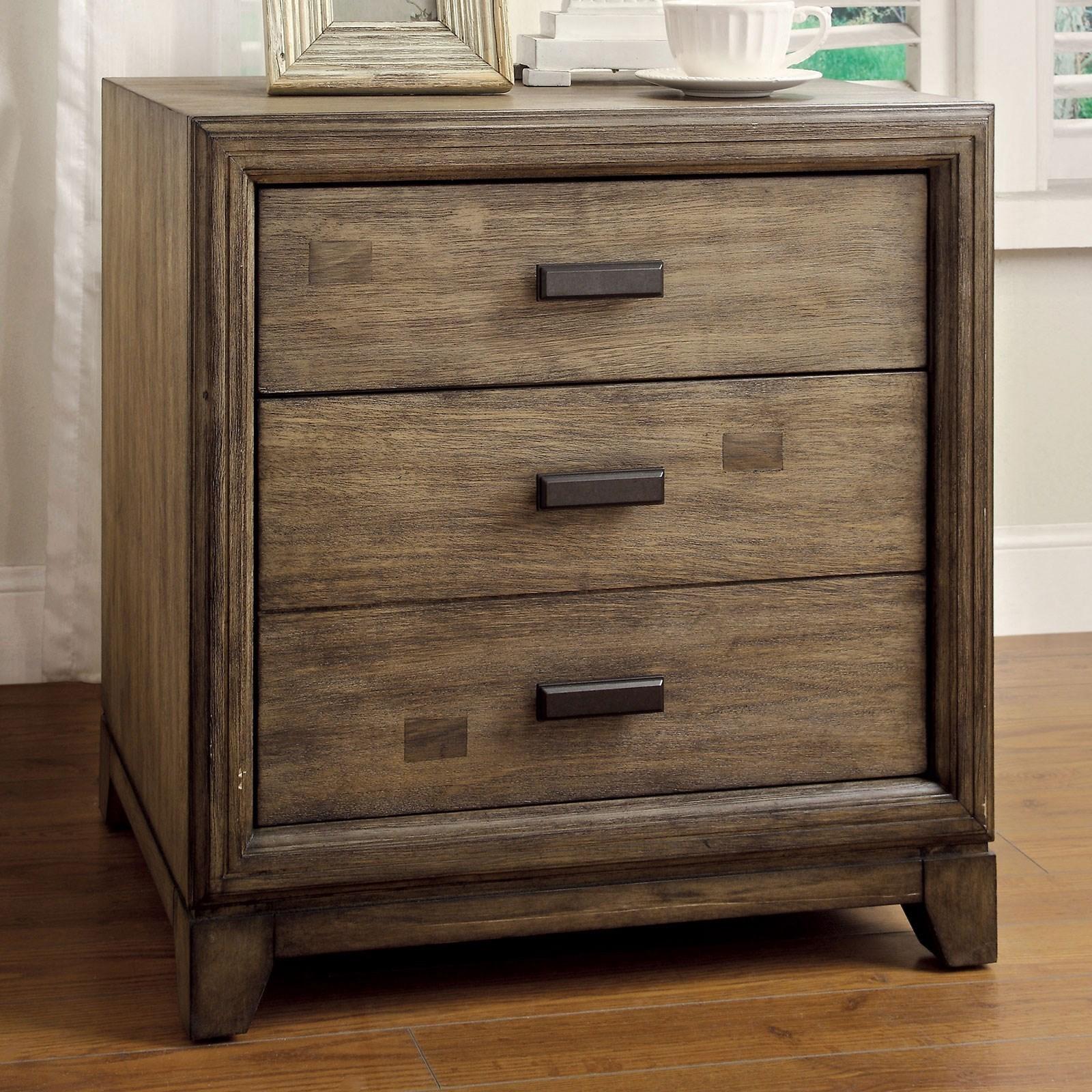 Antler Nightstand at Household Furniture