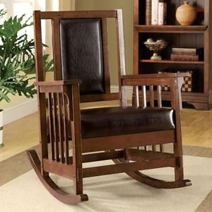 Rocker Accent Chair