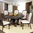 FUSA Arcadia Round Dining Table - Item Number: CM3150RT