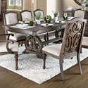 FUSA Arcadia Dining Table - Item Number: CM3150T-TABLE