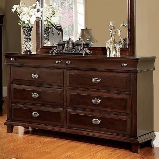 National Bedroom Furniture: America Arden CM7065D Dresser
