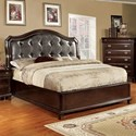 FUSA Arden E.King Bed - Item Number: CM7065EK