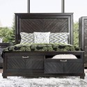 FUSA Argyros Queen Bed - Item Number: CM7315Q-BED