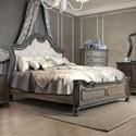 FUSA Ariadne King Bed - Item Number: CM7662EK-BED
