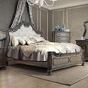 FUSA Ariadne Queen Bed - Item Number: CM7662Q-BED
