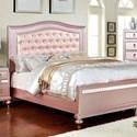 FUSA Ariston Queen Bed - Item Number: CM7171RG-Q-BED