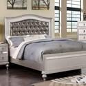 FUSA Ariston Queen Bed - Item Number: CM7171SV-Q-BED